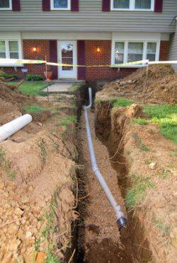 Sewer Repair in Oakbrook, WA