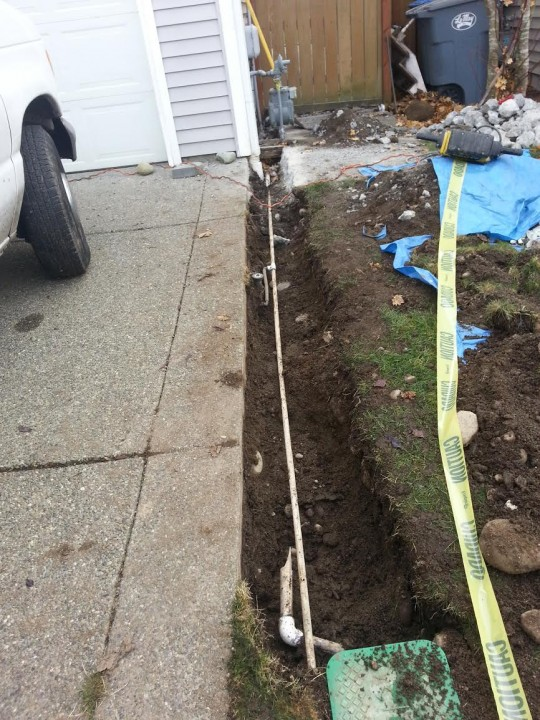 Sprinkler System Repair Service : Photos by all about rooter llc